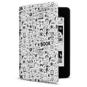 Connect IT Doodle pro Amazon Kindle Paperwhite 4 (2018) (CEB-1043-WH) bílé