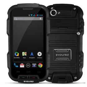 Evolveo StrongPhone Q4 s 4 500 mAh baterií DualSIM (SGP-Q4-B4500) černý