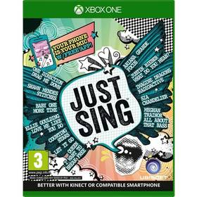 Ubisoft Xbox One Just Sing (3307215938447)