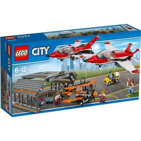 LEGO® CITY® Letiště 60103 letecká show