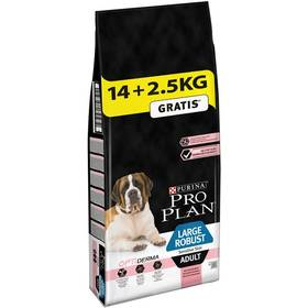 Purina Pro Plan LARGE ADULT Robust Sensitive Skin Losos 14 + 2,5 kg + Doprava zdarma