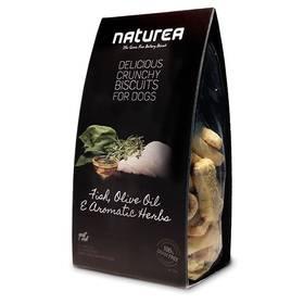 Naturea GF - ryby, olivový olej, bylinky 230 g