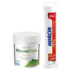 Vitar Nomaad Mineral Forte 80 g + šumivý vitamín Vitar Hořčík 375 mg Šumivý vitamín Vitar Hořčík 375 mg mango (zdarma)