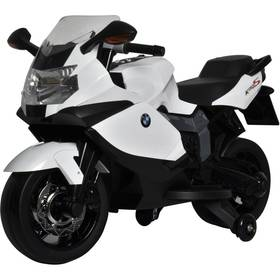 Buddy Toys BEC 6010 BMW K1300 čierna/biela
