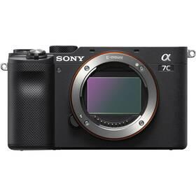Sony Alpha 7C, telo čierny