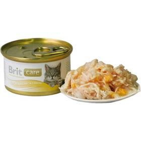 Brit Care Cat kuřecí prsa & sýr 80g
