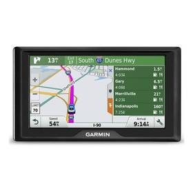 Garmin Drive 60T Lifetime Europe45 černá + Doprava zdarma