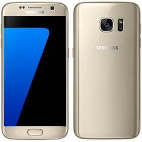 Samsung Galaxy S7 32 GB (G930F) (SM-G930FZDAETL) zlatý Software F-Secure SAFE, 3 zařízení / 6 měsíců (zdarma) + Doprava zdarma