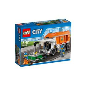 Lego City Great Vehicles 60118 Popelářské auto