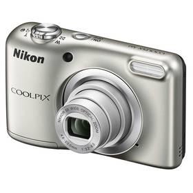 Nikon Coolpix A10 stříbrný + Doprava zdarma