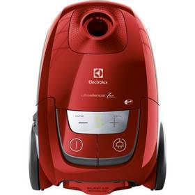 Electrolux UltraSilencer ZEN EUS8ANIMAL červený