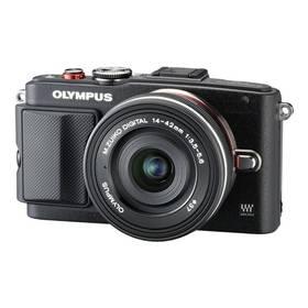 Olympus E-PL6 + objektivy 14-42mm II R černý + Doprava zdarma