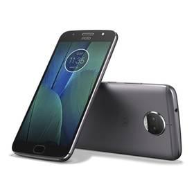Motorola Moto G5s Plus Dual SIM (PA6V0096CZ) šedý + Doprava zdarma