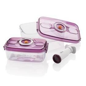 Gallet Narbonne MSV250BOX fialové/priehľadné