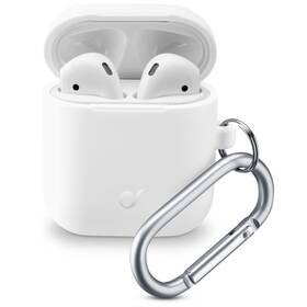 CellularLine Bounce pro Apple AirPods (2018/2019) (BOUNCEAIRPODSW) bílé