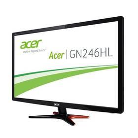 Acer GN246HLBbid (UM.FG6EE.B06) černý + Doprava zdarma