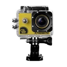 Outdoorová kamera GoGEN XTREME CAM 10 Y žltá