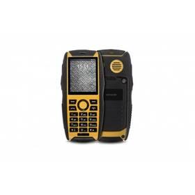GoClever Quantum 3 220 Rugged (FQ3220RUG) černý/žlutý