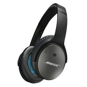 Bose QuietComfort 25 Apple čierna