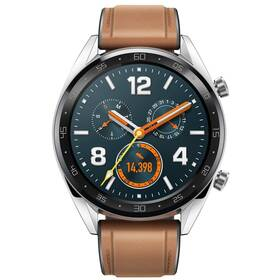 Huawei Watch GT Classic (55023257) stříbrné