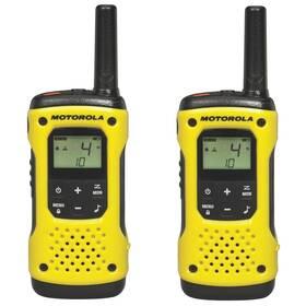 Motorola TLKR T92 H2O (A9P00811YWCMAG  ) žltý