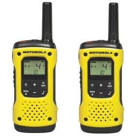 Motorola TLKR T92 H2O (A9P00811YWCMAG  ) žlutý