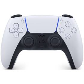 PlayStation 5 Dualsense Wireless Controler - bílý