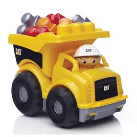 Mega Bloks CAT náklaďák