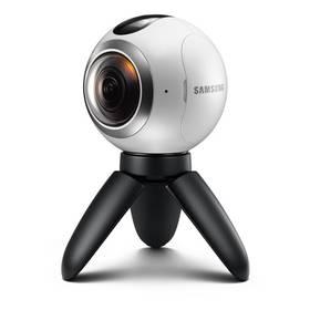 Samsung Gear 360 (SM-C200NZWAXEZ) bílá + Doprava zdarma