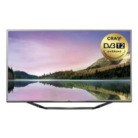 LG 65UH6257 stříbrná + K nákupu poukaz v hodnotě 2 000 Kč na další nákup + Doprava zdarma