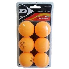 Dunlop CLUB CHAMP 6BL oranžové