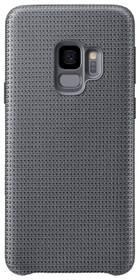 Samsung Hyperknit Cover pro Galaxy S9 (EF-GG960F) (EF-GG960FJEGWW) šedý