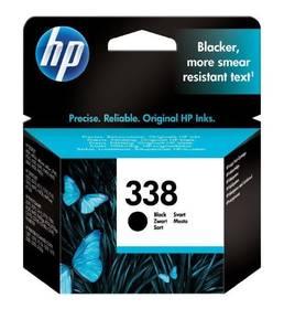 HP No. 338, 11ml, 450 stran - originální (C8765EE) černá