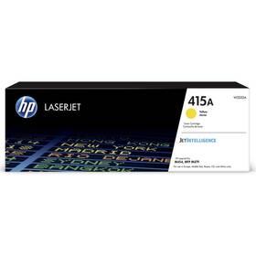 HP 415A, 2100 stran (W2032A) žlutý
