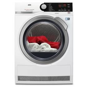 AEG AbsoluteCare® T8DBE68SC bílá + K nákupu poukaz v hodnotě 3 000 Kč na další nákup + Doprava zdarma