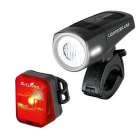 Sigma Lightster USB + Nugget Flash černá + Doprava zdarma