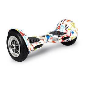 Kolonožka Crazy Offroad + Reflexní sada 2 SportTeam (pásek, přívěsek, samolepky) - zelené v hodnotě 58 Kč + Doprava zdarma