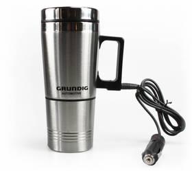 Grundig 46909 0,5 l s napájením 12 V, nerezový