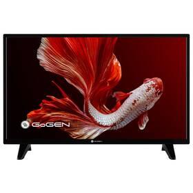 GoGEN TVH 32P750 ST čierna