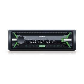 Sony CDX-G1102U černé + Doprava zdarma