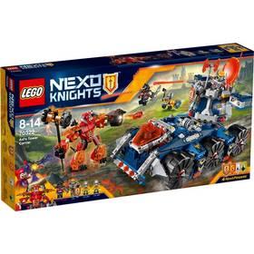 LEGO® Nexo Knights 70322 Axlův věžový transportér + Doprava zdarma