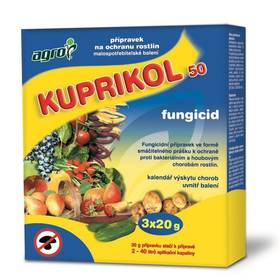 Agro Kuprikol 50 - 3x20 g