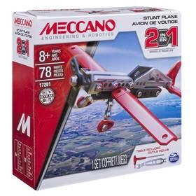 Meccano letadlová sada 2 v 1