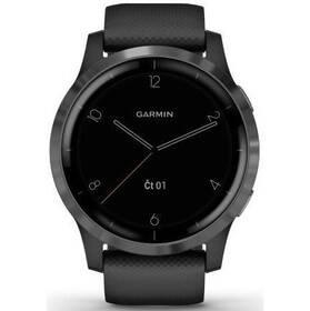 Garmin vívoactive4 Gray/Black (010-02174-13)