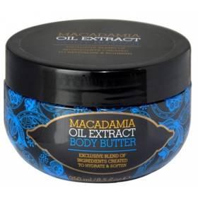 Vyživující tělové máslo Macadamia (Oil Exctract Body Butter) 250 ml