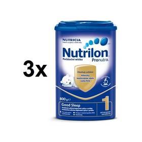 Nutrilon 1 Pronutra Good Sleep 800g x 3ks + Doprava zdarma