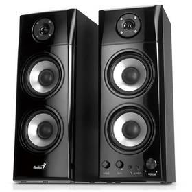 Genius SP-HF1800A 2.0 (31730908100) černá (vrácené zboží 2540007070)