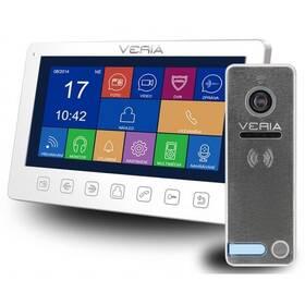 VERIA set videotelefonu VERIA 7076B + VERIA 230 (S-7076B-230) biely