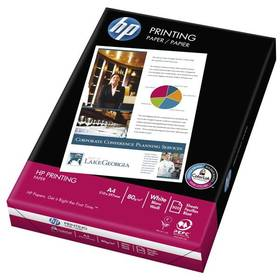 HP Printing, A4, 500 listů, 80 g/m2 (CHP210) bílý