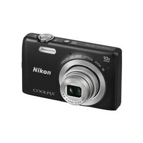 Digitální fotoaparát Nikon Coolpix S6700 černý